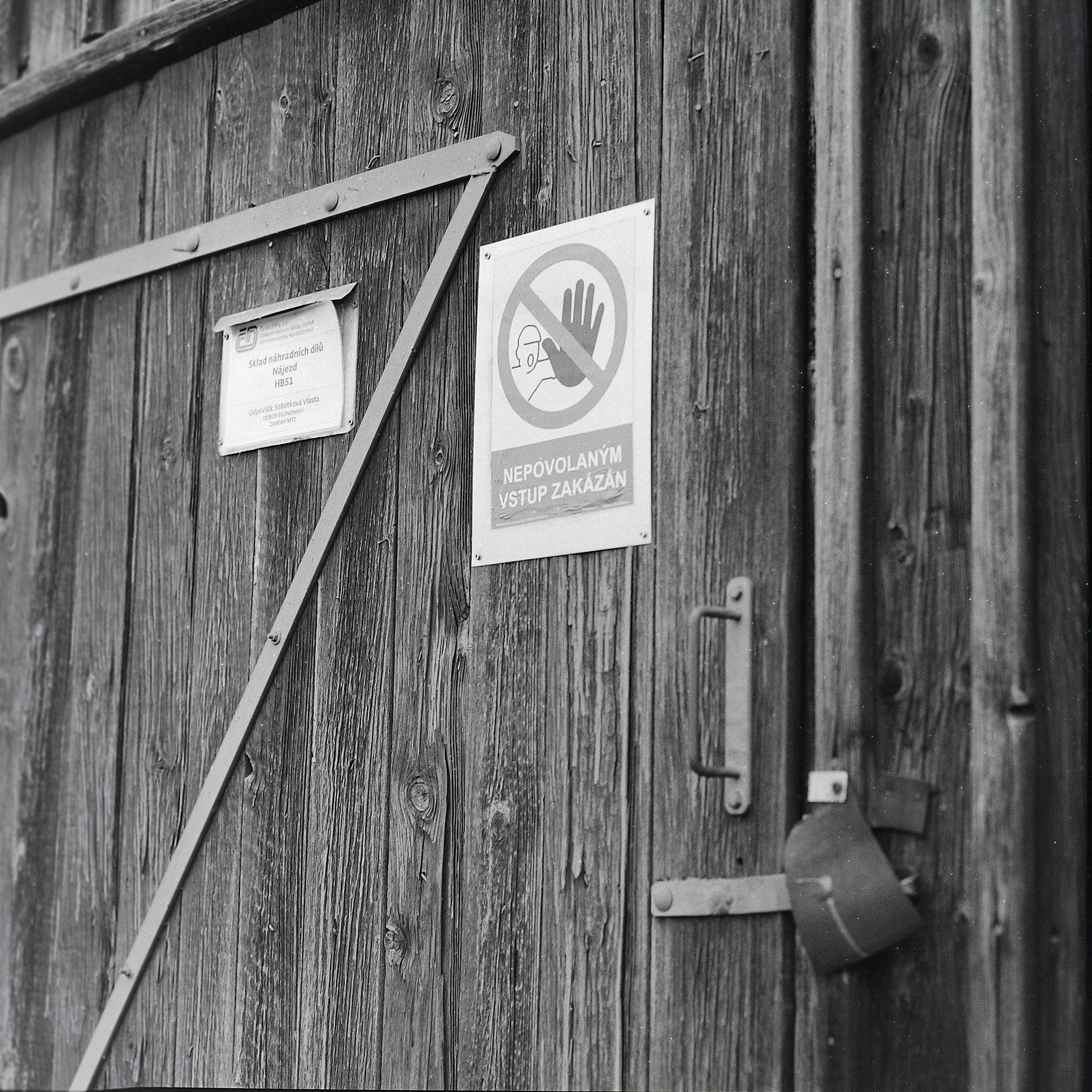 Nádraží Havlíčkův Brod a Bílek